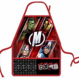 Купить Фартук с нарукавниками Росмэн «Мстители»