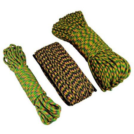 Купить Стропа утилитарная AceCamp Rainbow Utility Cord