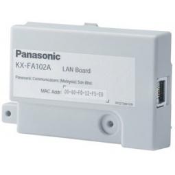 Купить Карта сетевая Panasonic KX-FA102A