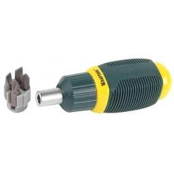 Купить Отвертка реверсивная с битами Kraftool Expert Mini 26145-H5