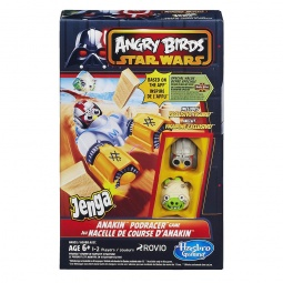 фото Игра настольная Hasbro A5088 «Дженга. Гонщики»