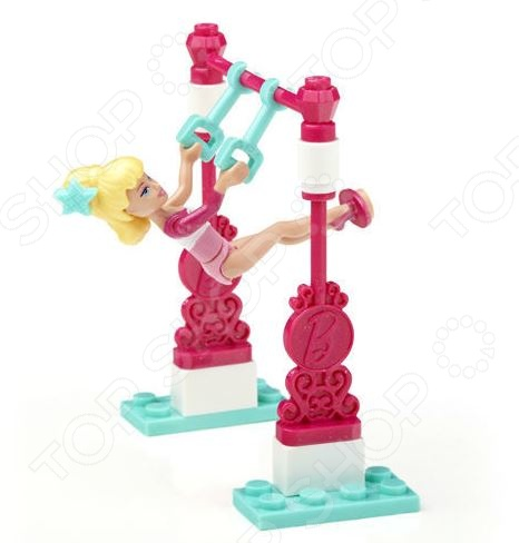Кукла с аксессуарами Mega Bloks «Барби и друзья». В ассортименте
