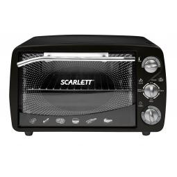 фото Мини-печь Scarlett SC-097. Цвет: черный