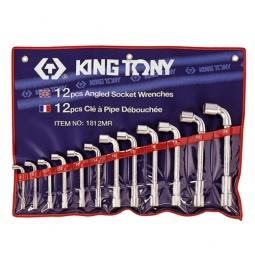 Купить Набор ключей торцевых угловых King Tony KT-1812MR