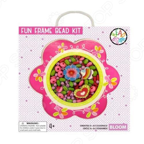 Набор для создания украшений Bead Bazaar «Цветок» 1698425