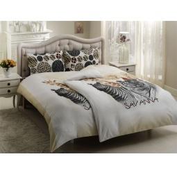 фото Комплект постельного белья TAC Savanna. Семейный