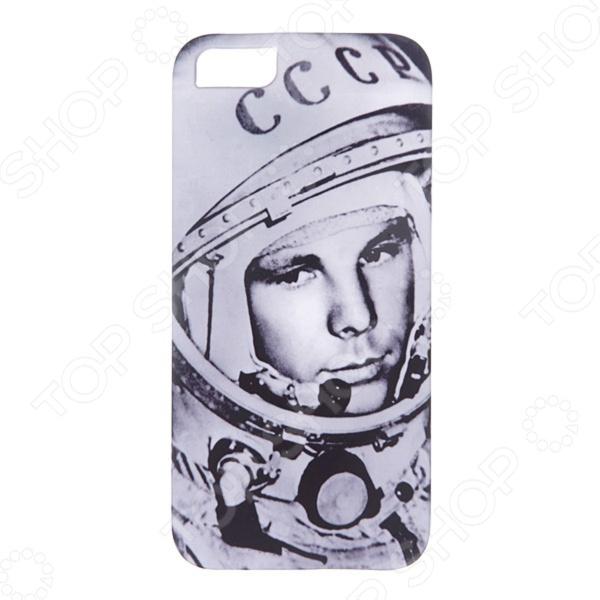 Чехол для iPhone 5 Mitya Veselkov «Гагарин» все цены