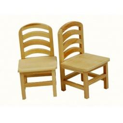 Купить Заготовка из дерева для росписи RTO «Два стула»
