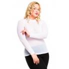 Фото Водолазка Mondigo XL 8530. Цвет: белый. Размер одежды: 52