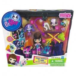 фото Набор игровой для девочек Littlest Pet Shop Блайс и талантливые зверюшки. В ассортименте