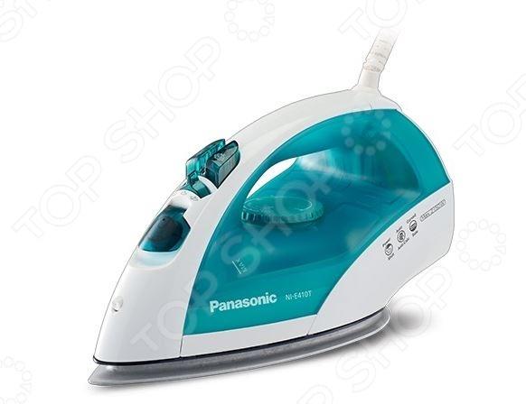 Утюг Panasonic NI-E410TMTW  panasonic ni wl41 безпроводной паровой утюг фиолетовый цвет