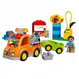 фото Конструктор игровой LEGO «Буксировщик»