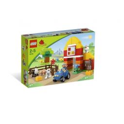 фото Конструктор LEGO Мой первый Деревенский домик