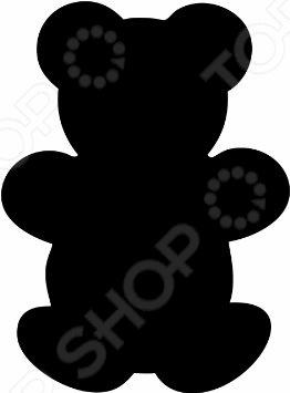 Набор: доска для заметок меловая и маркер Securit «Медведь»Другие элементы интерьера<br>Набор Securit Медведь состоит из меловой доски для заметок и маркера. С помощью данного набора, вы можете оставить сообщение, пожелание или просто смайлик родному человеку. Меловая доска будет крайне полезной в детской комнате, ведь малыши очень любят рисовать. А что может быть лучше, чем возможность рисовать столько, сколько хочется Стоит стереть маркер и вот, перед юным творцом вновь чистый лист . Также меловые доски широко применяются в местах общественного питания, где главные или новые блюда необходимо выделить для привлечения внимания клиентов. Представленная модель выполнена из дерева и имеет форму медвежонка. Послание, оставленное на такой дощечке, никого не оставит равнодушным, заряжая читающего позитивом и даря ему улыбку на целый день.<br>
