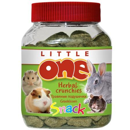 Купить Лакомство для грызунов Little One «Травяные подушечки»