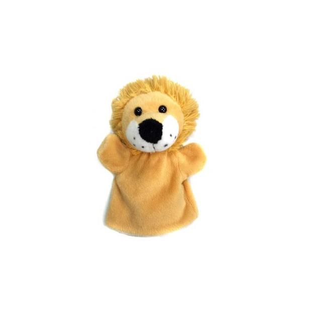 фото Кукла на руку Жирафики 68355 «Львенок»
