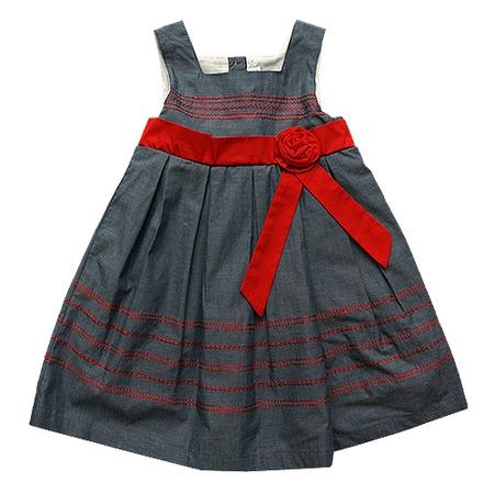 Купить Детский сарафан WWW My dresses ЯВ105885. Цвет: красный, черный