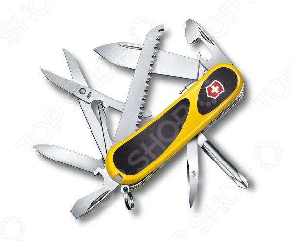 Нож перочинный Victorinox EvoGrip S18 2.4913.SC8