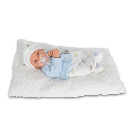 Купить Кукла интерактивная Munecas Antonio Juan «Ману»