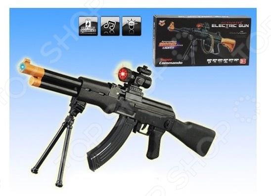 Автомат игрушечный 1707318 1 toy игрушечный автомат пулемет взвод