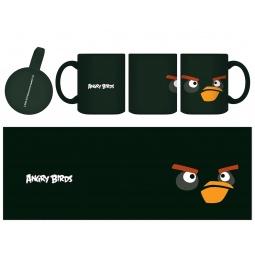 фото Кружка детская Angry Birds «Черная птица»