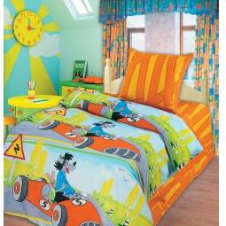Купить Детский комплект постельного белья Непоседа Дорога