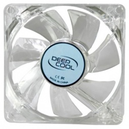 Купить Вентилятор корпусной DeepCool XFAN 80L/B