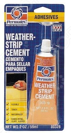 Клей-цемент универсальный всепогодный Permatex PR-80328