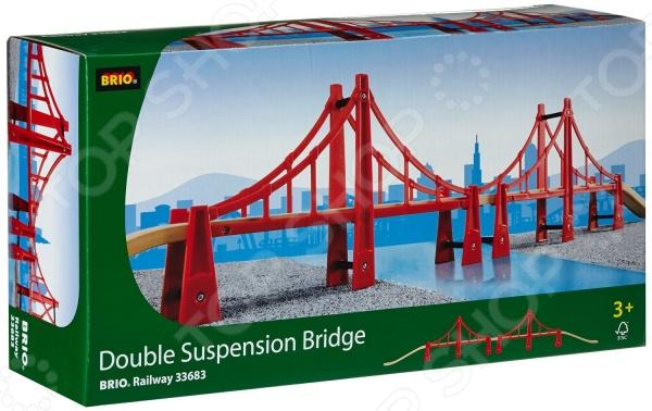 Мост игрушечный подвесной Brio 33683