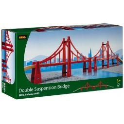Купить Мост игрушечный подвесной Brio 33683