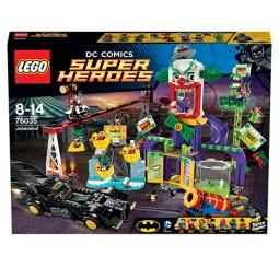фото Конструктор LEGO «Герои Джокерленд»