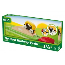 фото Набор железной дороги игрушечный Brio «Эстакада-пазл»