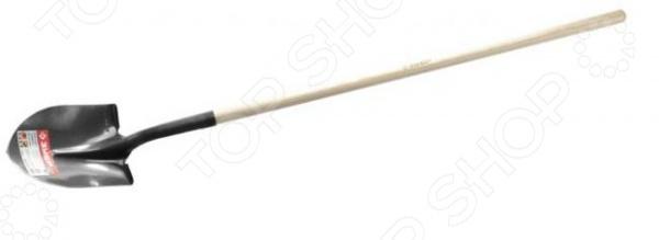 Лопата садовая Зубр «Мастер Фаворит» 4-39529 лопата зубр мастер фаворит штыковая 290х205х1440 мм