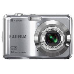 фото Фотокамера цифровая Fujifilm FinePix AX500. Цвет: серебристый