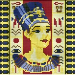 фото Набор для создания мозаичной картины Белоснежка «Нефертити»
