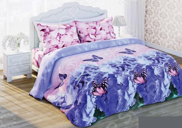 Комплект постельного белья Любимый дом «Гортензия». 1,5-спальный
