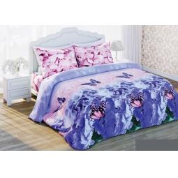 Купить Комплект постельного белья Любимый дом «Гортензия». 1,5-спальный