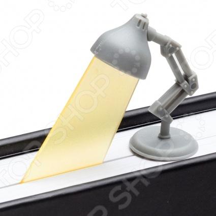 Закладка Peleg Design Lightmark это отличный подарок любителям чтения. С помощью закладки вы никогда не забудете, на какой странице закончили читать. А оригинальный дизайн закладки поднимет настроение вам и окружающим. Новый креативный бренд Peleg Design разрушит ваши стереотипы о том, как должны выглядеть вещи, которыми мы пользуемся каждый день. Разработчики моделей пытаются создать функциональные аксессуары, в оригинальном дизайнерском исполнении. С помощью этих аксессуаров вы сможете взглянуть на повседневные вещи совершенно под другим углом, а продукция этого бренда придется по вкусу даже самым взыскательным потребителям.