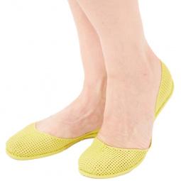 Туфли АЛМИ «Жаркое лето». Цвет: желтый