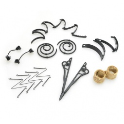 фото Заколки для волос в наборе Bradex «Сто Причесок»