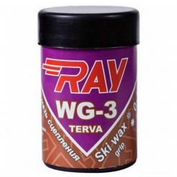 Купить Мазь лыжная простая RAY WG-3
