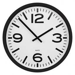 фото Часы настенные СТАРТ WL\PL CLASSIC 12. Цвет: черный