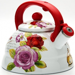 Купить Чайник со свистком Mayer&Boch «Розы» MB-23081