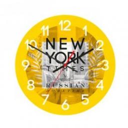 фото Часы настенные Вега А 1-10 «Нью-Йорк»