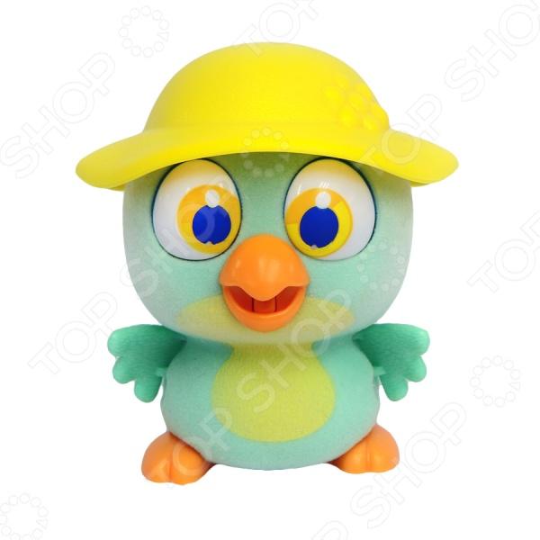 Игрушка интерактивная Brix'n Clix «Попугай в шляпе»