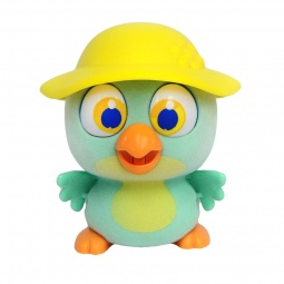 фото Игрушка интерактивная Brix'n Clix «Попугай в шляпе»