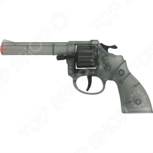 Пистолет Sohni-Wicke Джерри АгентПистолеты<br>Пистолет Sohni-Wicke Джерри Агент выполнен из прозрачного серого пластика. Такая характеристика может заинтересовать юных специальных агентов, уделяющих внимание не только мощности оружия и его умениям, но и его соответствию стилю крутого полицейского. Активные социально-ролевые игры полезны для детей, просто помогите им выстроить правильный сюжет игры с добрым финалом и расскажите о настоящих героях. Пистоны необходимо приобретать отдельно. Внимательно ознакомьтесь с инструкцией и соблюдайте меры предосторожности.<br>