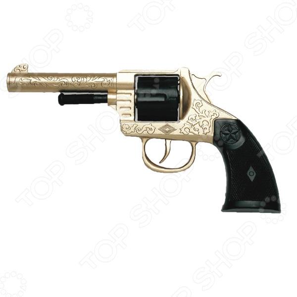 Металлический револьвер Gulliver OREGON Металлический револьвер Gulliver OREGON GOLD /Золотистый