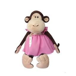 фото Мягкая игрушка Maxitoys «Обезьянка Верка в платье»