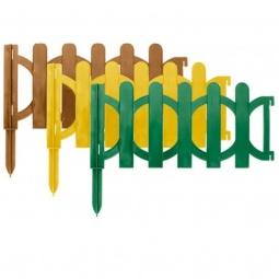 Купить Забор декоративный пластиковый РОС